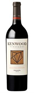 Kenwood Zinfandel Sonoma County 2011 750ml